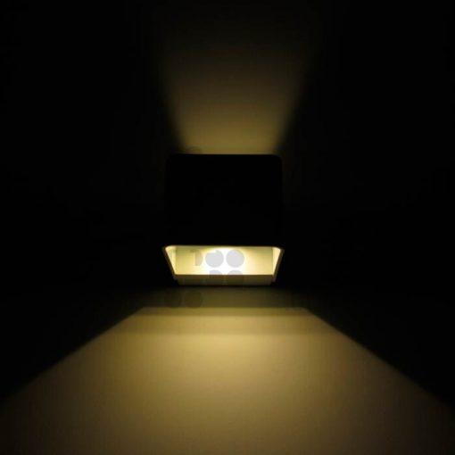 Aplique LED para exterior y luz a 2 lados - LAAP10EPKO 03