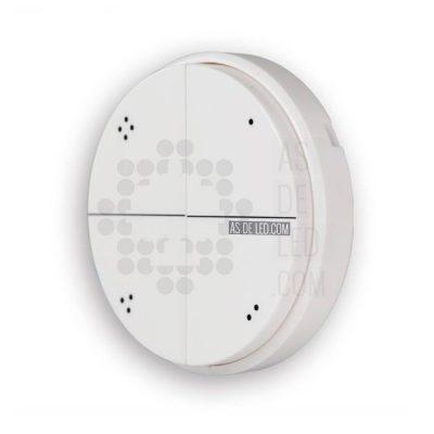 Comprar pulsador wireless - 4 bandas - Interruptor sin cables