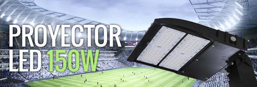 Proyector LED - Iluminacion LED para pistas deportivas