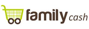 Logotipo FAMILY CASH hipermercados