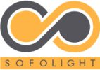 Logotipo SOFOLIGHT - Solutions for lighting - Landing
