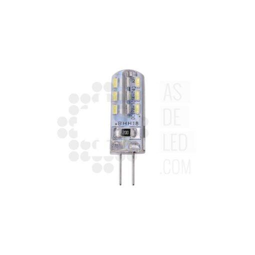 Comprar bombilla LED G4 de 3W y cuerpo de silicona - Mini