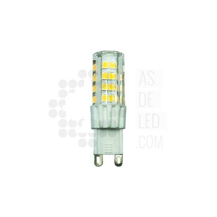 Comprar bombilla de led g9 5w bov5stwa as de led - Bombilla led 5w ...