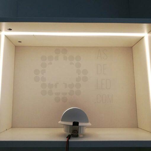Comprar perfilador LED para iluminar ventanas y puertas - Luz 360º 03
