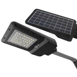 Comprar farola LED solar 15W, 100% autonoma, economica - FAS15ST02-01 - 01