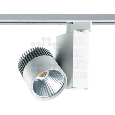 Comprar foco LED para carril para supermercados y secciones de alimentación