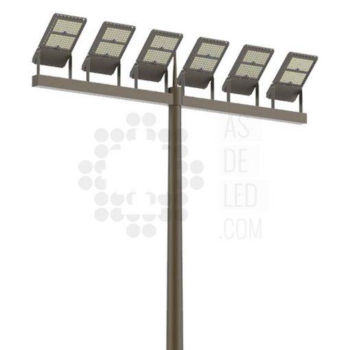 Comprar foco LED para estadios - FOFE/LU30-02 200W postes