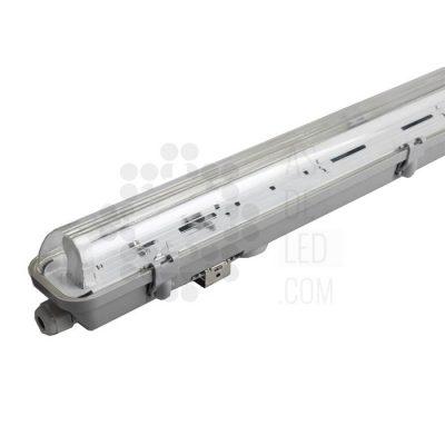Comprar pantalla estanca IP65 para tubos de LED a 230V