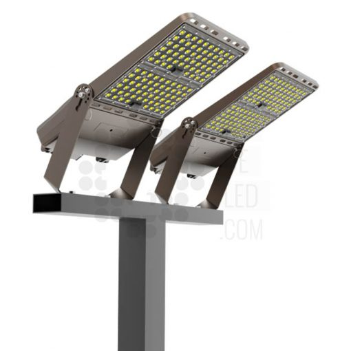 Comprar proyector LED para iluminación de pistas deportivas y pabellones FOFE/LU30-02