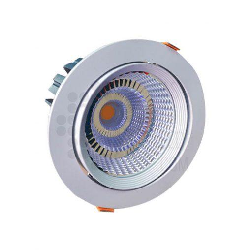 Comprar foco LED empotrable downlight con luz para alimentacion - FOE20STKP 02