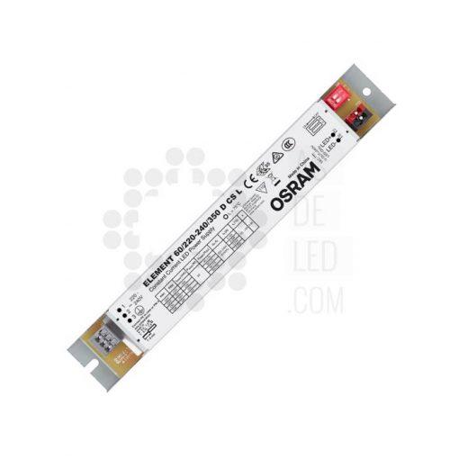 Comprar luminaria LED estanca IP65 con LED integrado - driver OSRAM