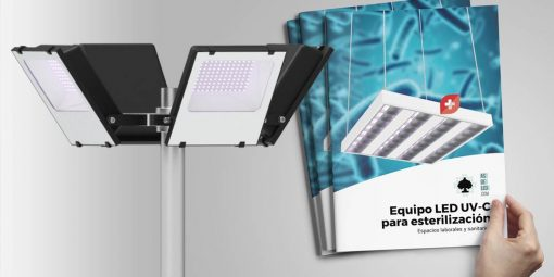 Comprar equipos LED UV-C para desinfeccion fabricados en España