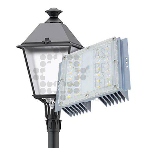 Comprar bloque optico LED para farola villa - MO60LU30-1512