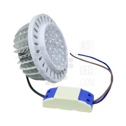 Comprar módulo LED AR111 25W - Varios tonos de luz - 2300 lúmenes 01