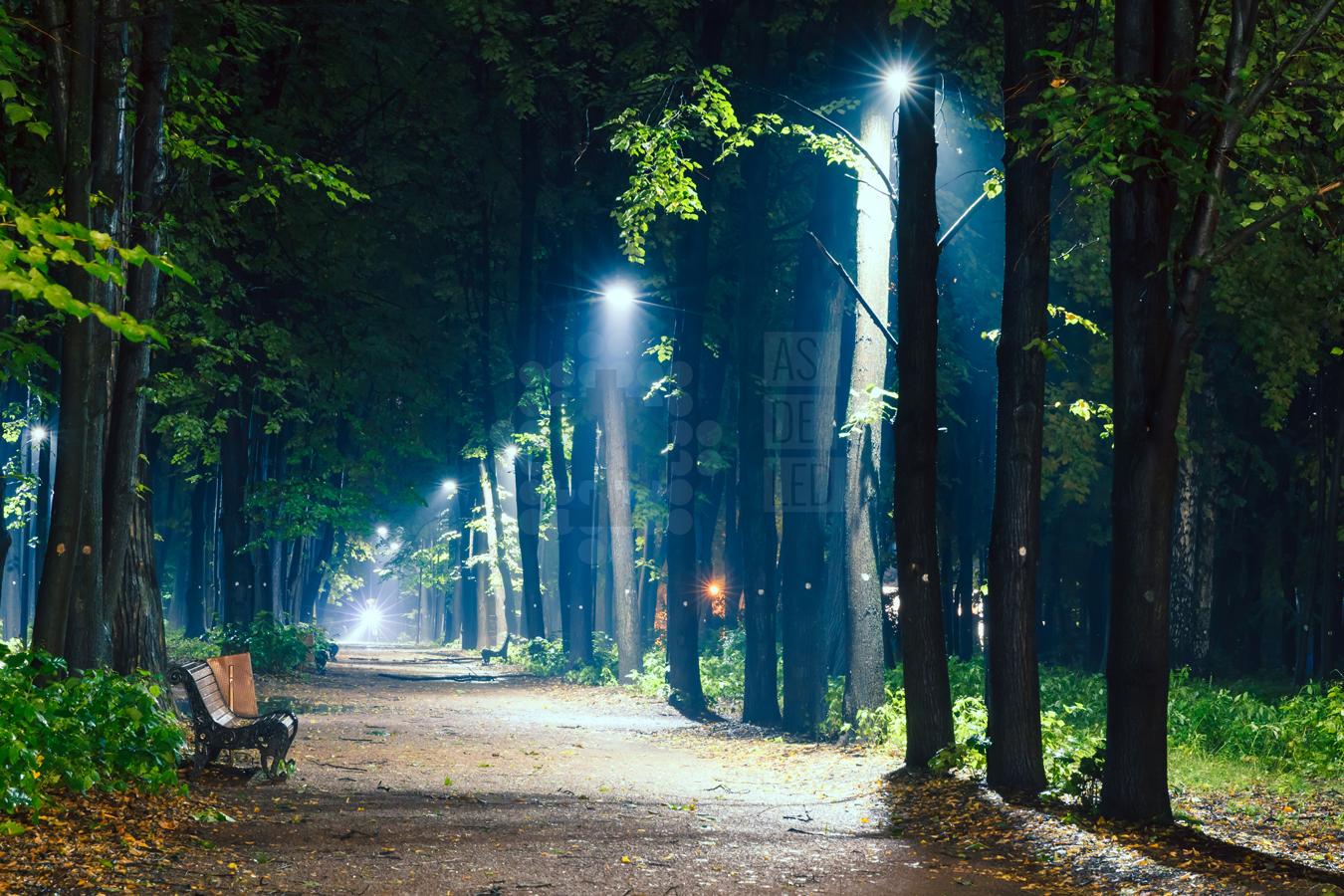 Comprar iluminacion LED vial para calles, parques y carreteras - Landing