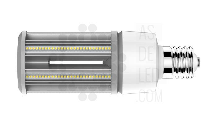 Equivalencia bombilla LED para farola con otras bombillas VSAP o halogenuro