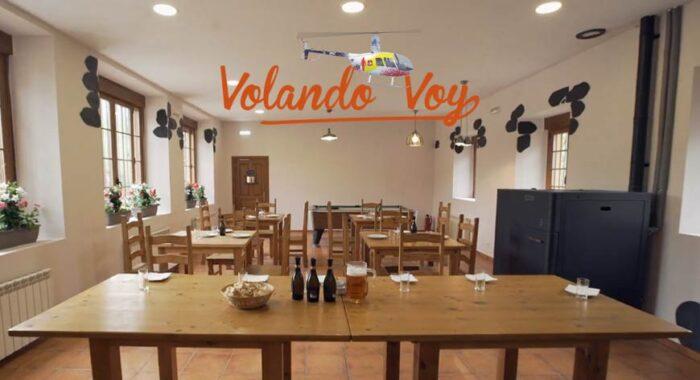 Iluminación LED en bar de Maraña (León) con Jesús Calleja en Cuatro 01