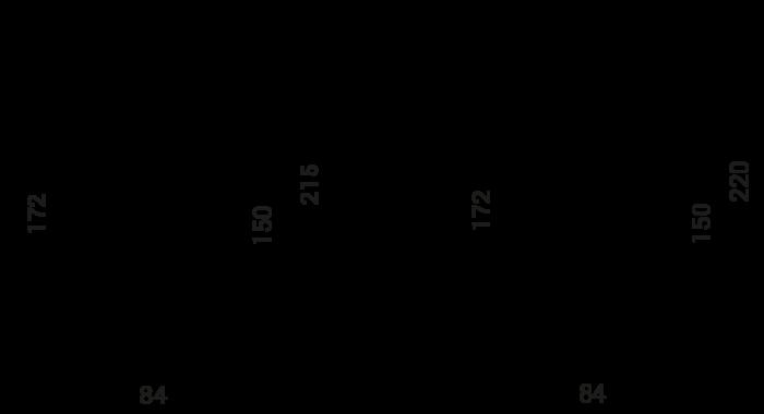 Foco LED OPTIK PRO - Matisse LED - medidas diagrama