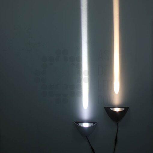 Comprar bañador pared LED con angulo muy cerrado de luz 11W 3º - 04