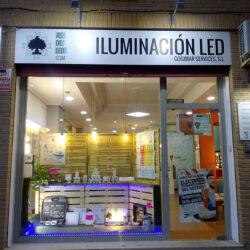 Franquicia tienda de iluminacion LED ASDELED en Alaquas