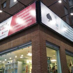 Franquicia tienda de iluminacion LED ASDELED en Valencia