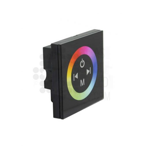 Comprar controlador táctil de pared para tiras LED RGB (colores)