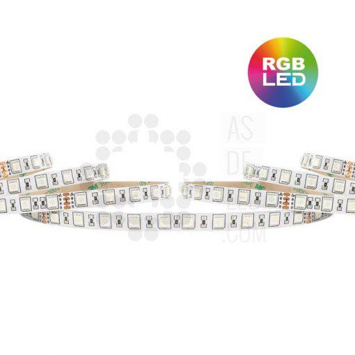 Comprar tira de LED RGB (colores) para uso en interior - 24V - 5M - 02