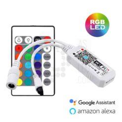 Comprar controlador WiFi para tira LED RGB - APP SmartLife 01