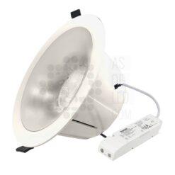 Comprar downlight LED profesional blanco 40W - ¡Hecho en España! 01