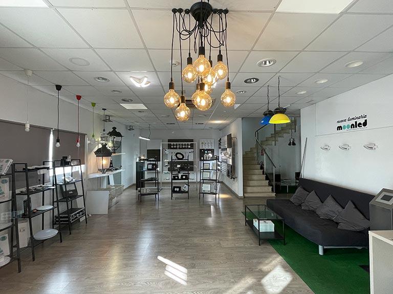 Showroom ASDELED en Xirivella - Fabricante LED en España 01