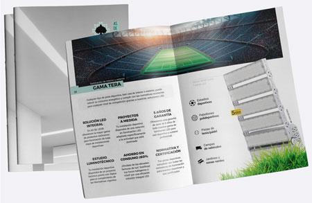 Catalogo iluminacion LED fabricante en España - ASDELED