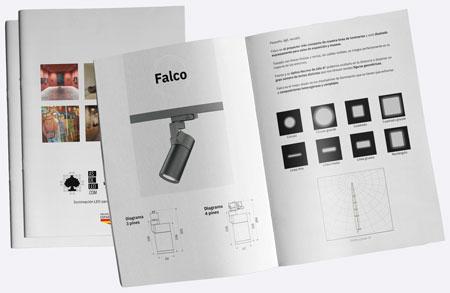 Catalogo iluminacion LED para museos y obras de arte MATISSE - ASDELED